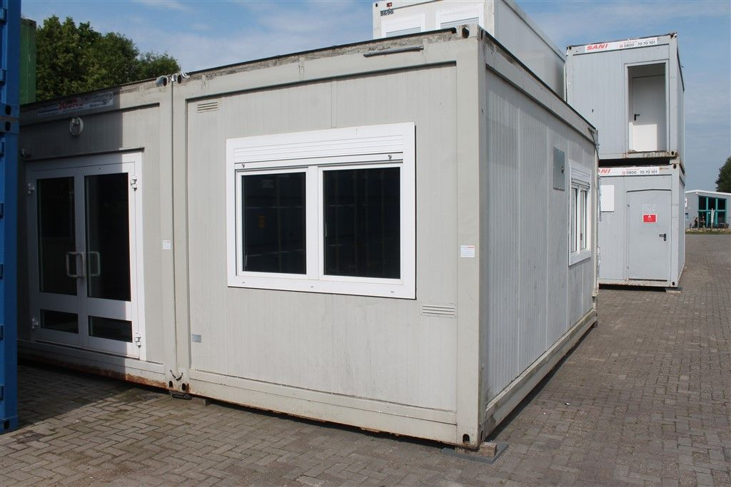 Gebrauchte Containeranlagen Eurotrans Gmbh